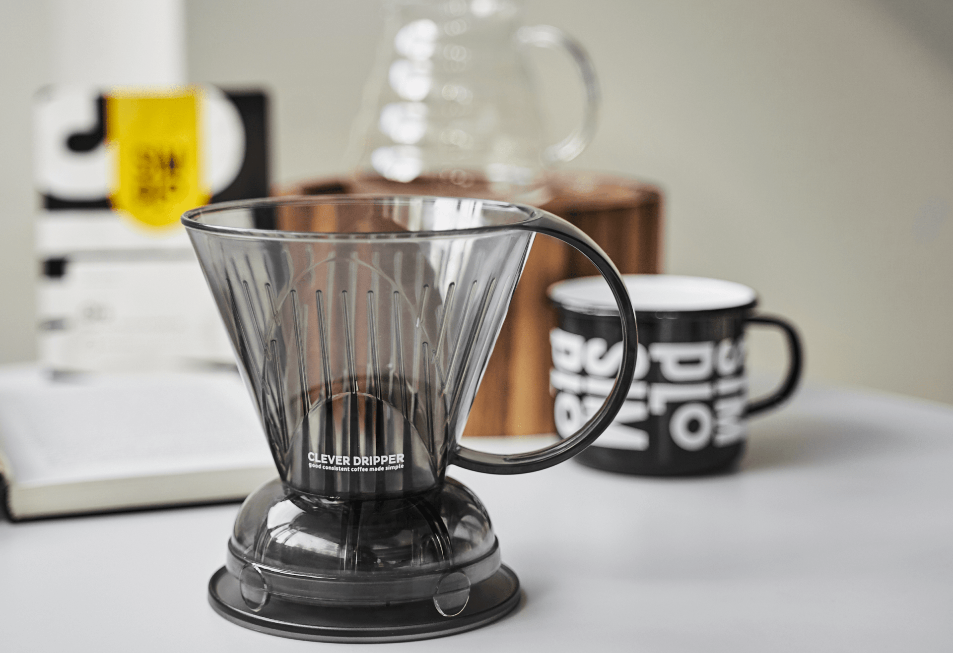 The Clever Way of Brewing